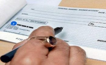 SBI rolls out New Cheque Payment System